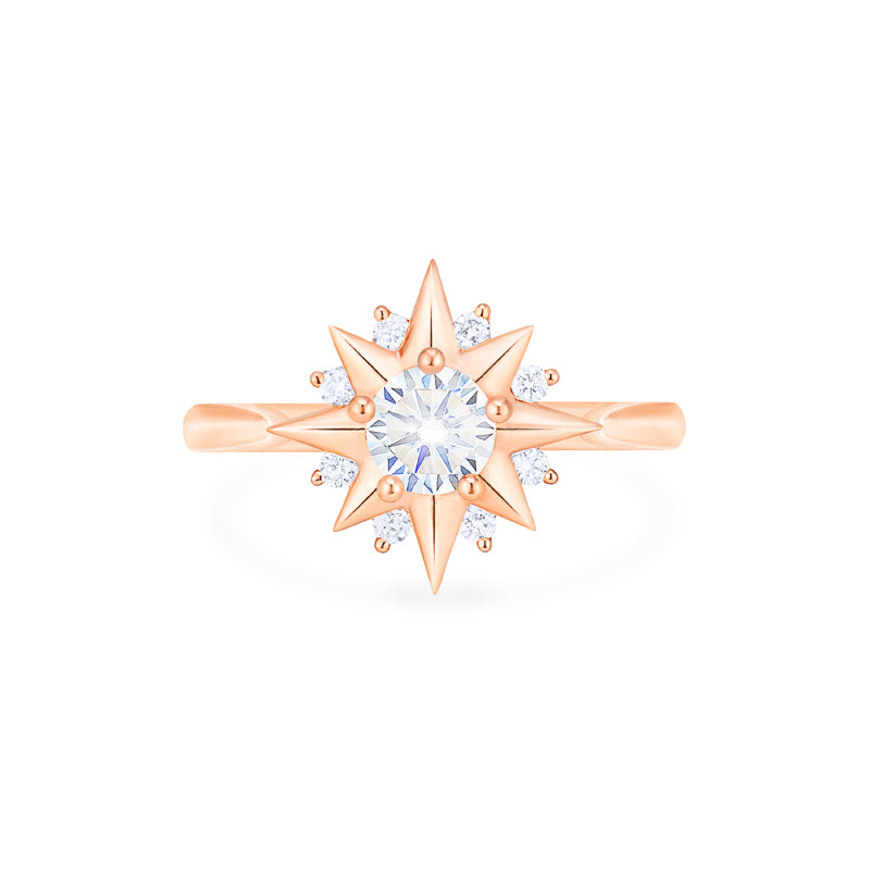[Astra] Starlight Ring in Moissanite