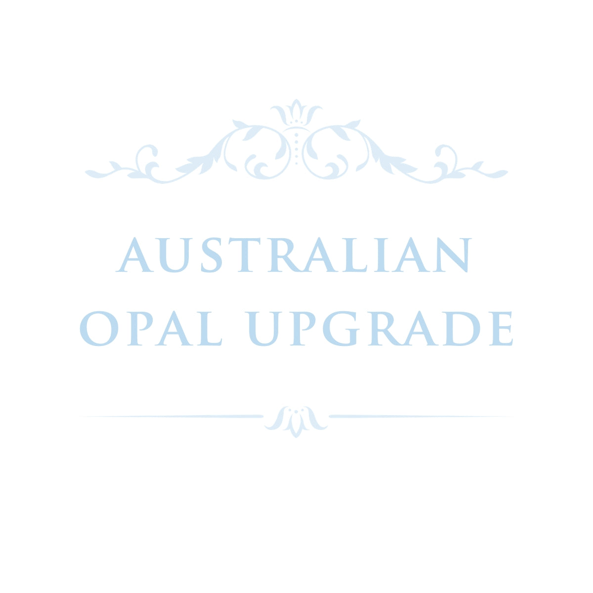 [Australian Opal Upgrade] Center Stone Upgrade - Australian Opal - Add on - Michellia Fine Jewelry