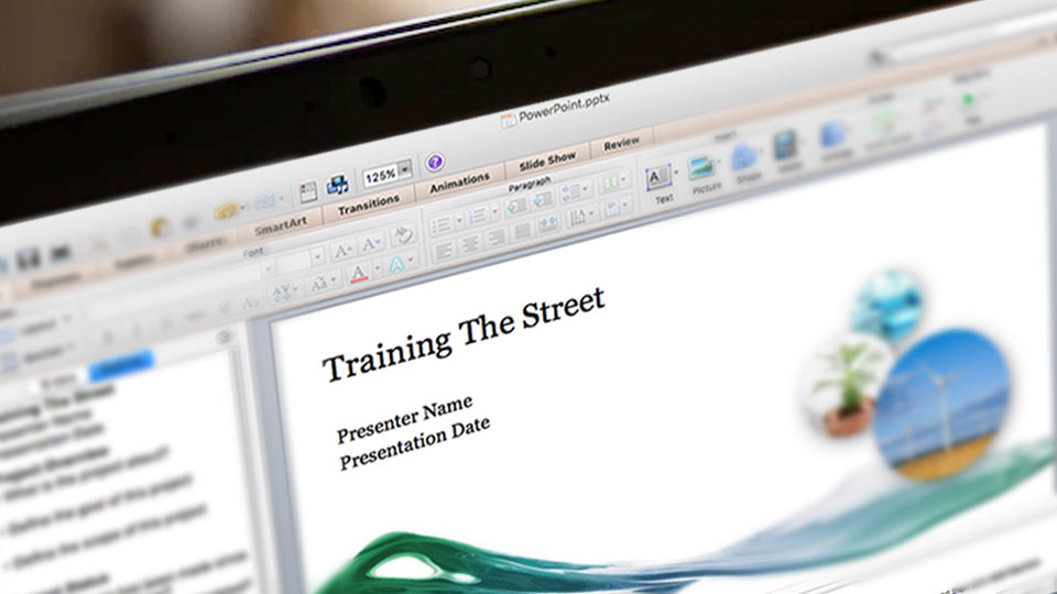 PowerPoint for PC: Become Proficient in PowerPoint