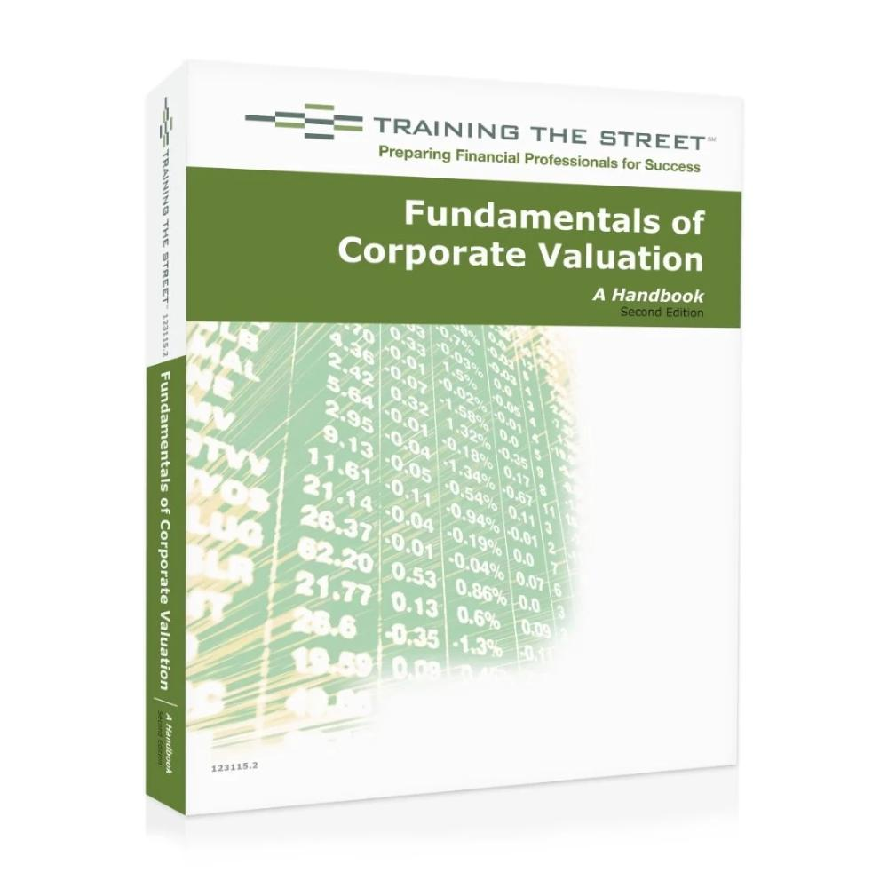 Fundamentals of Corporate Valuation Book