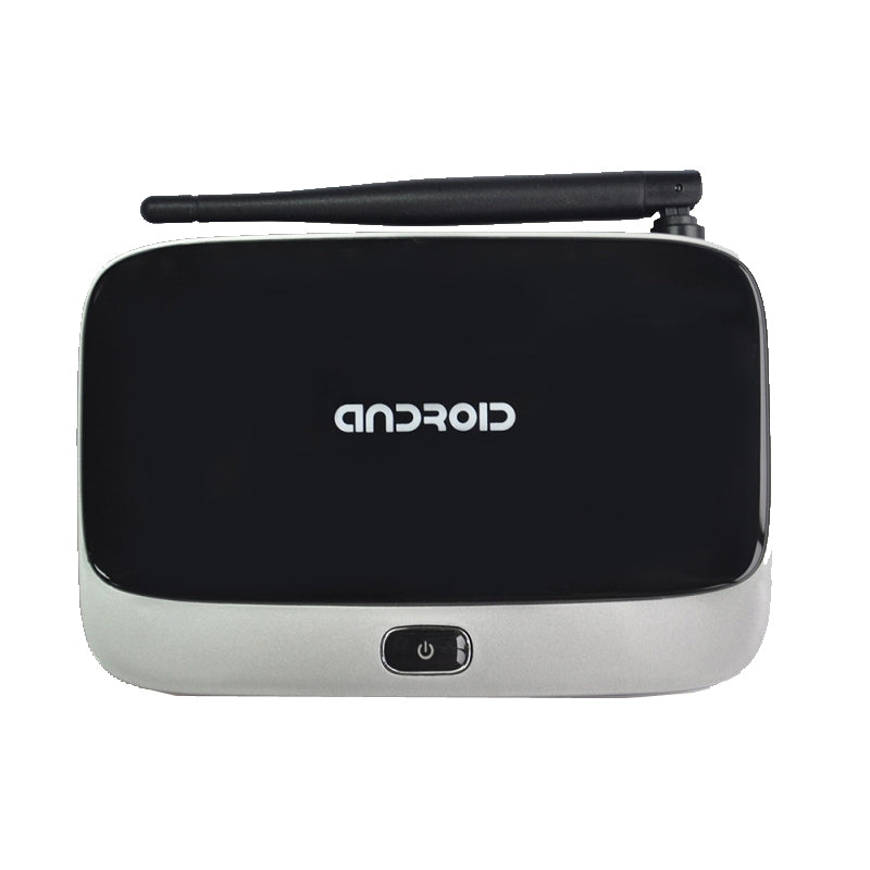Android 4 4 OS RK3188 HDMI TV Box with AV USB TF Card Slot UK Plug