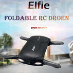 JJRC H37 Foldable Selfie Elfie RC Drone Altitude Hold w/ HD Camera,WiFi Phone Control