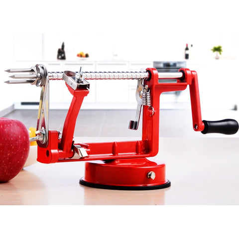 Tainless Steel 3 In 1 Apple Peeler Fruit Peeler Slicing Machine / Apple Fruit Machine Peeled Tool Creative Home Kitchen