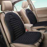 Universal Massage Therapy Car Seat Cover for Auto Car Office Chairs Black