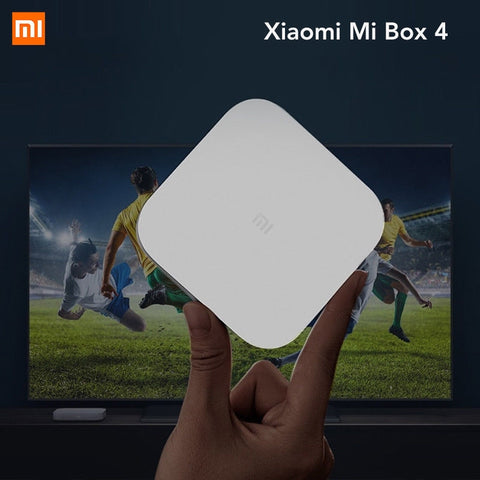 Xiaomi MI Box 4 Amlogic S905L 2GB RAM 8GB ROM Bluetooth 4.1 TV Box