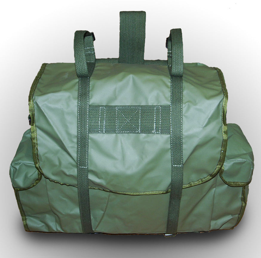 Waterproof 30 Litre Military Rucksack - Belgian Army Surplus