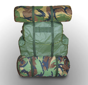 Army surplus rucksack very practial