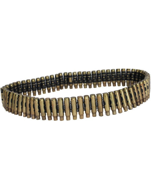 5.56mm Bullet Belt - 110cm Long
