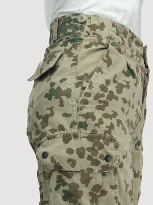 German Army Desert Camouflage trousers - Tropentarn