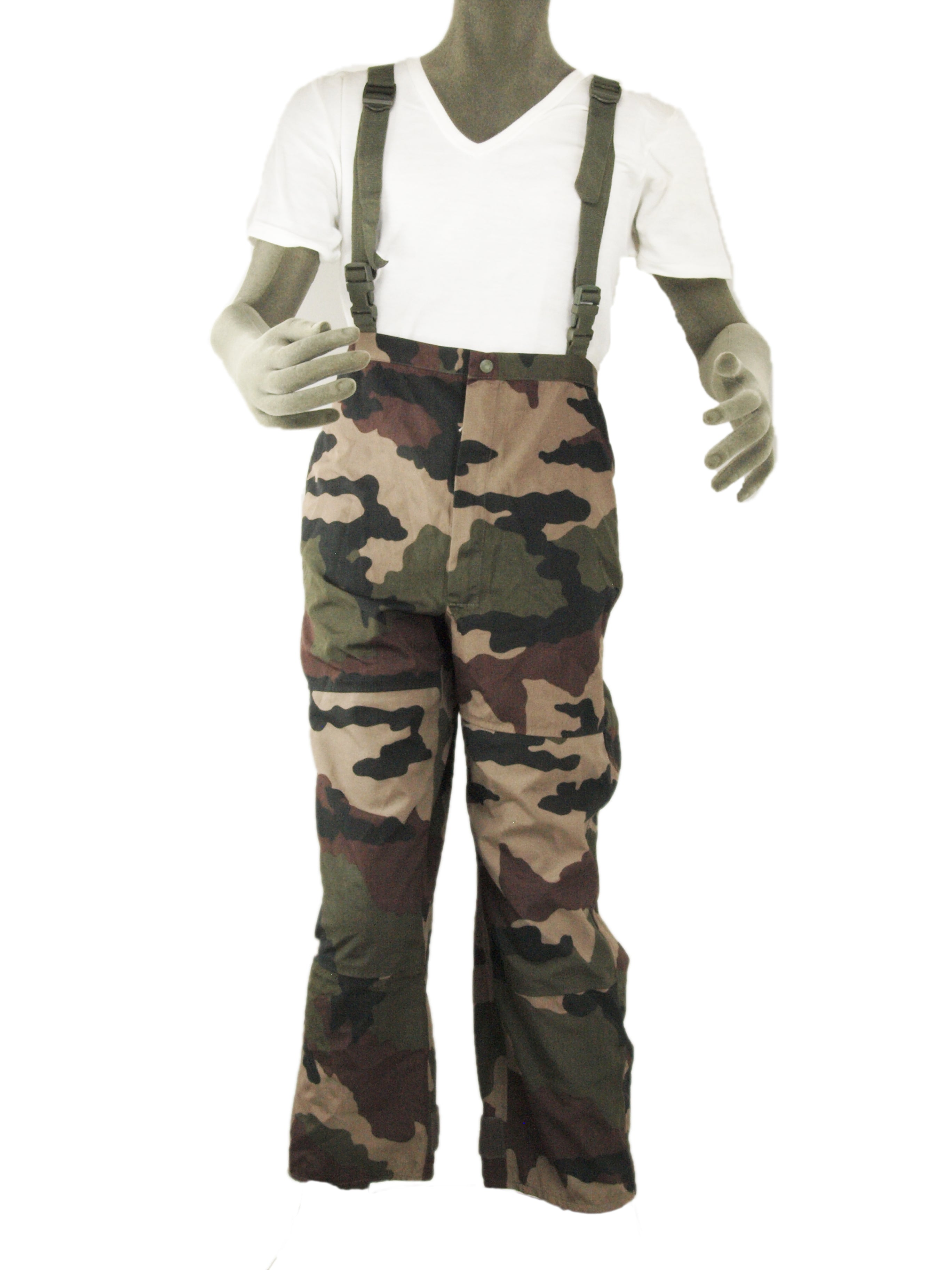 French Army CCE Gore-Tex Trousers - CCE Camo - DISTRESSED RANGE