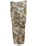 British Desert Camo Rip-Stop Trousers - Fire-resistant - New