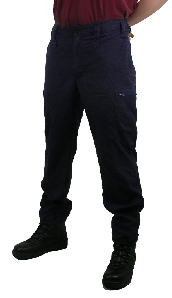 Dutch Navy-Blue Five Pocket Combat Trousers