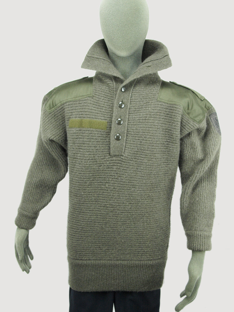 Austrian Woollen Mountain Forces Jumper