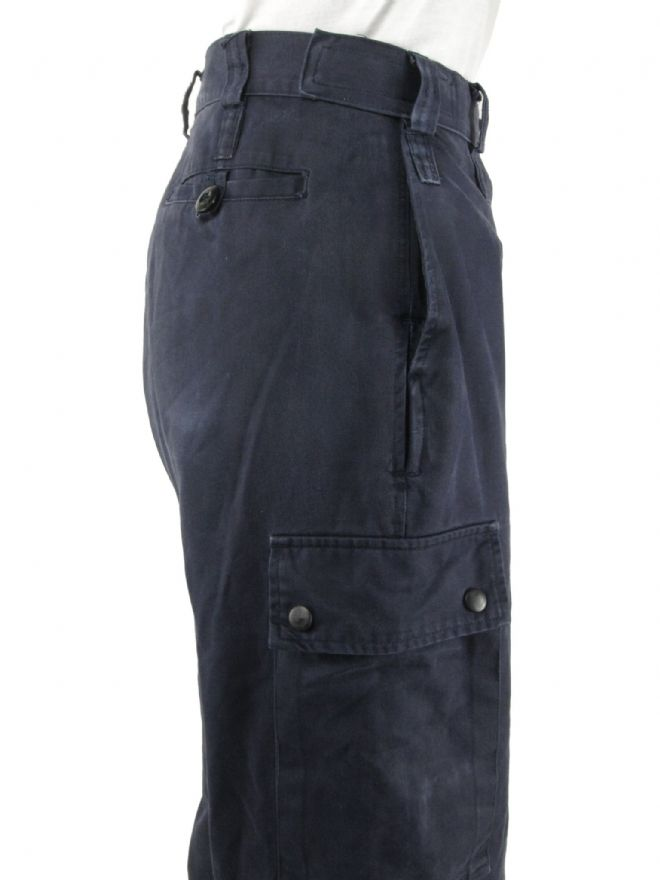 Dutch Navy - Blue Six Pocket Combat Trousers