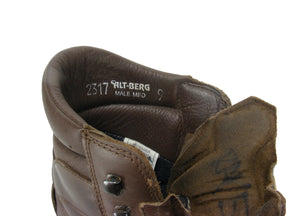 British Army Brown Boots – AltBerg – DISTRESSED RANGE