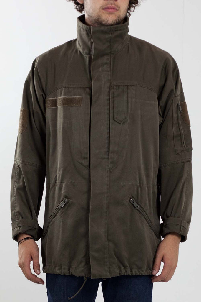 Austrian Army Alpine Cotton Jacket - Grade 1