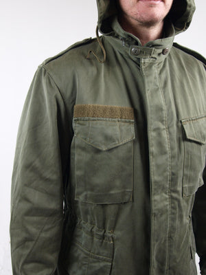 Military M65 Jacket Men's - Austrian Army Surplus