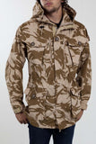 British Army Windproof Desert smock parka - Genuine British military issue - New