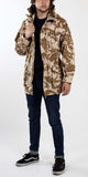 British Army Desert smock parka - Genuine British military issue - New