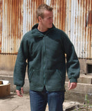 Dutch Military Fleece Jacket