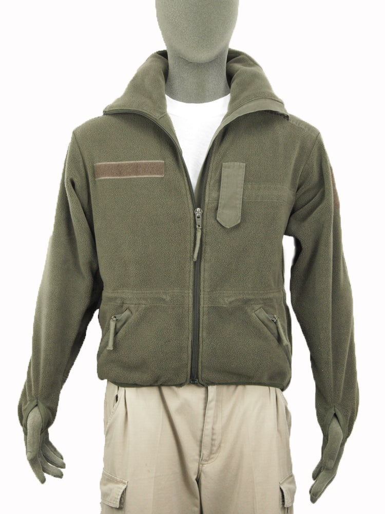 Austrian Military Fleece Jacket