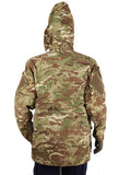 British MTP Windproof Smock Jacket - current British armed forces issue - DISTRESSED RANGE