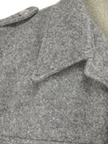 Danish Grey Wool Jacket - Civilforsvaret