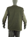 Dutch Army fleecy parka liner