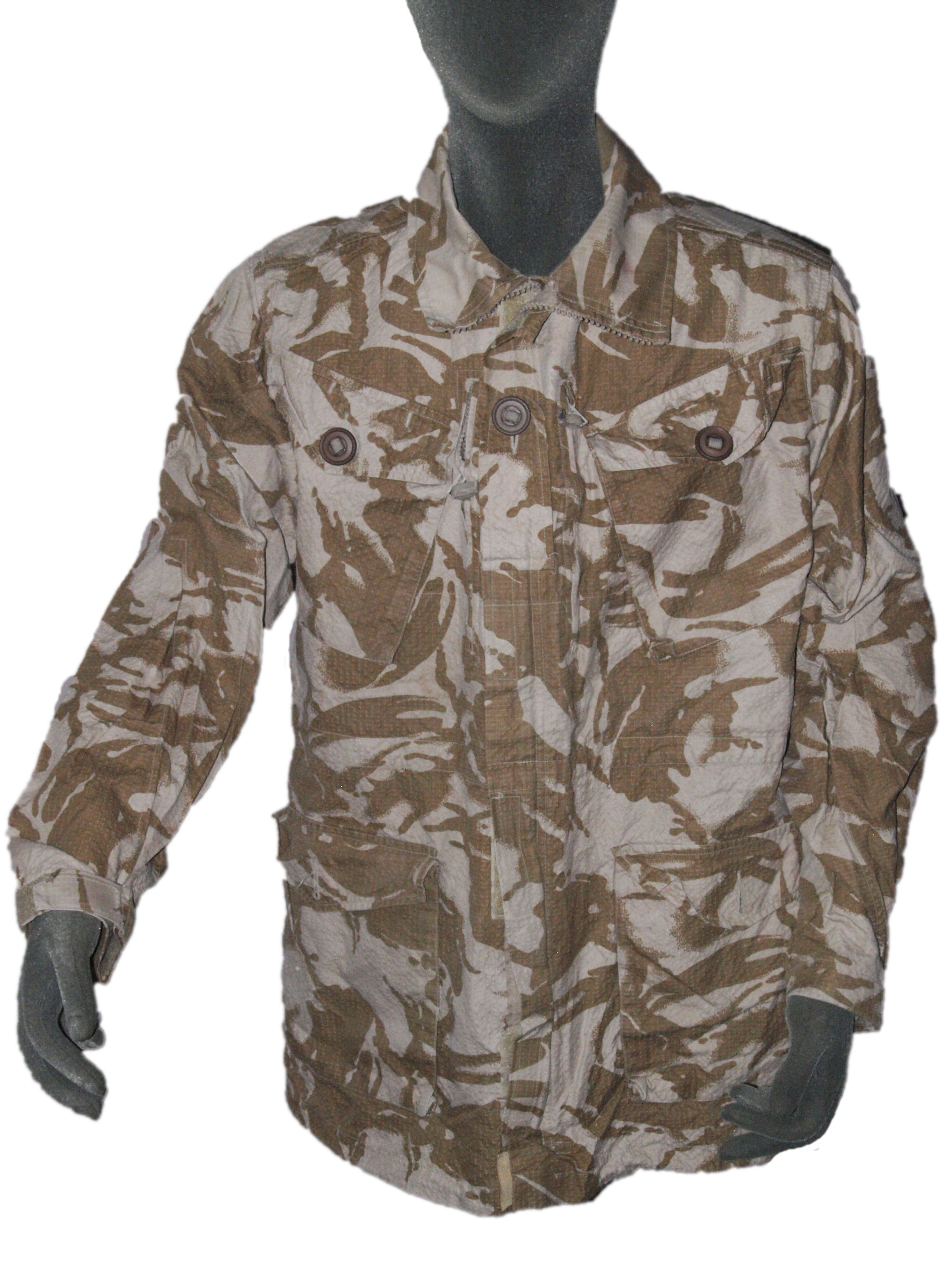 British Army Desert DPM 'Soldier 95' Rip-stop Jacket