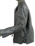Austrian Air Force Leather Bomber Jacket