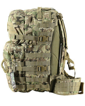 BTP - Medium Assault Pack 40 Litre - Camo Rucksack