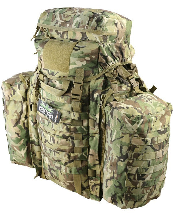 BTP - Large Tactical Assault Pack - 90 Litre - New Military Rucksack