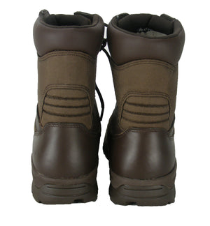 British Army Brown Boots – Bates - Unissued