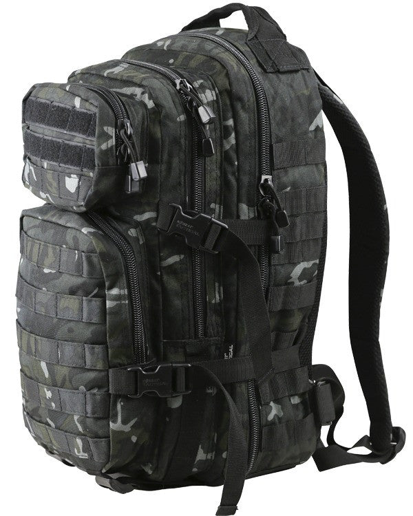 BTP BLACK - Small Assault Pack - 28 litre - Military Rucksack