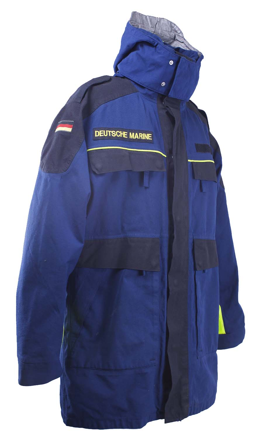 German Navy Gore-Tex All Weather Parka