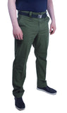 British Army Lightweight Olive Green Trousers