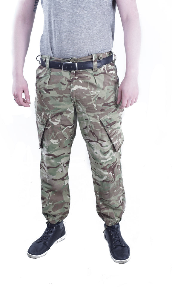 British MTP cotton/polyester Trousers – current British armed forces issue