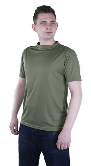 British Sweat-Wicking T-Shirt