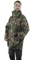 "French Woodland Camo Army ""Gore-tex"" Jacket – New"