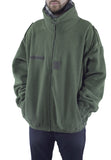 French Military Fleece Jacket – New