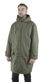 German Army Olive Green Parka - DISTRESSED RANGE