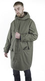 German Army Parka Jacket