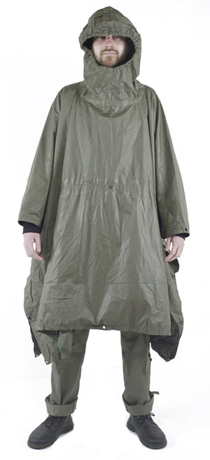 German Army Poncho