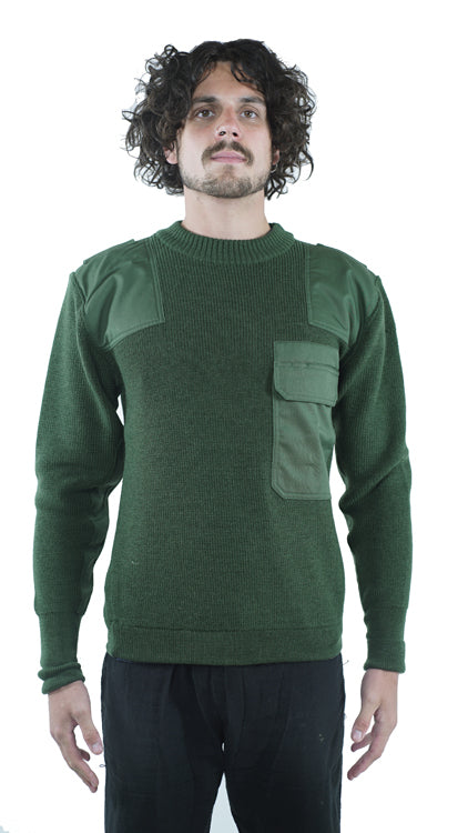 German Police Military Jumper – New