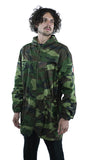 Italian Army Camo Waterproof Suit - new