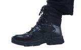 "Ops Tactical 002 ""Climate 6"" Black Leather and Cordura Boots – unisssued"