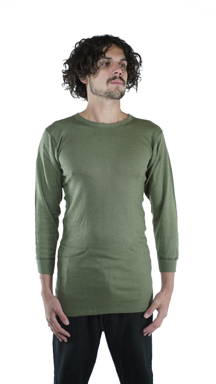Dutch Army Long Sleeve Thermal T-Shirt