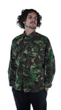 British Army Woodland Camo Shirt - Soldier 95