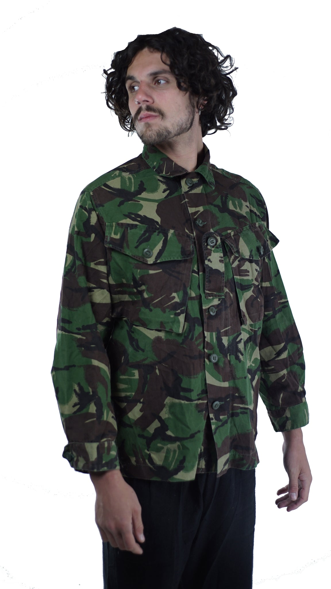 dc0b131aba095 British Army Woodland Camo Shirt - Soldier 95 | Forces Uniform and Kit