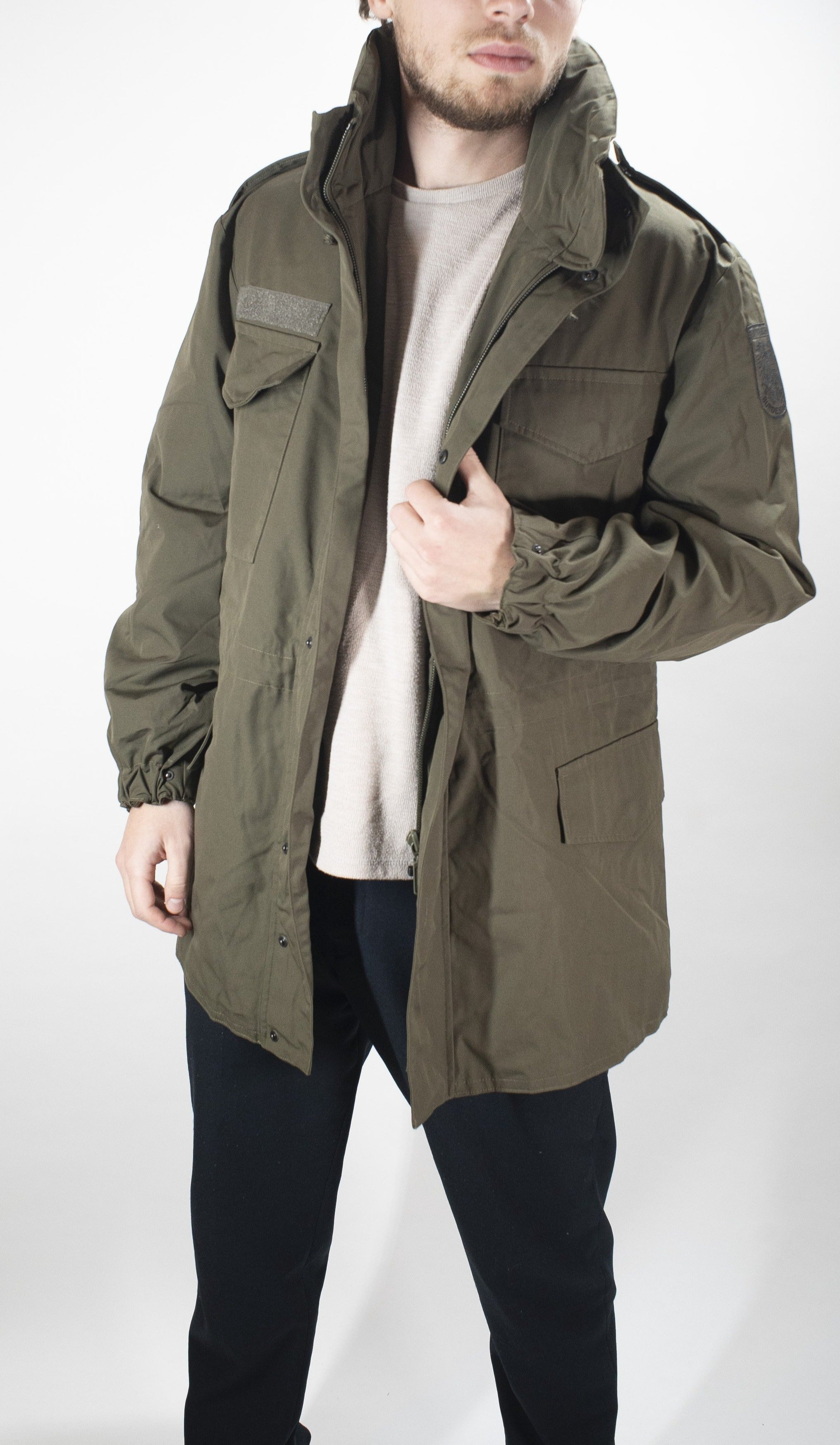 Austrian Army M65 Gore-Tex Jacket - DISTRESSED RANGE